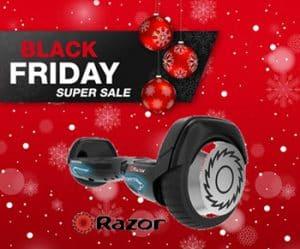 black friday razor hovertrax 2.0